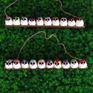 la chouette famille de 10  petites chouettes